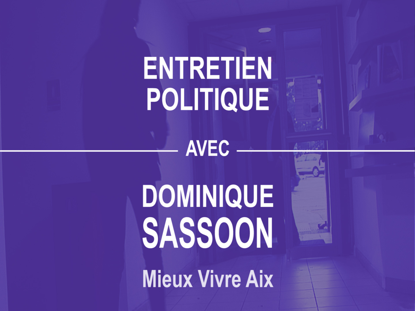 [Municipales 2020] - Plateau TV - Dominique SASSOON