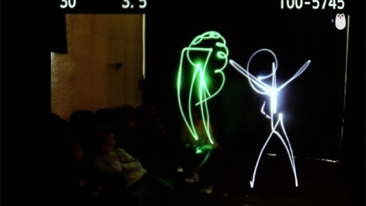 OBC 2018 - Athelier Light Painting