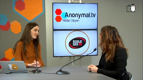 Anonymal, le Mag #24 - Ecole des XV