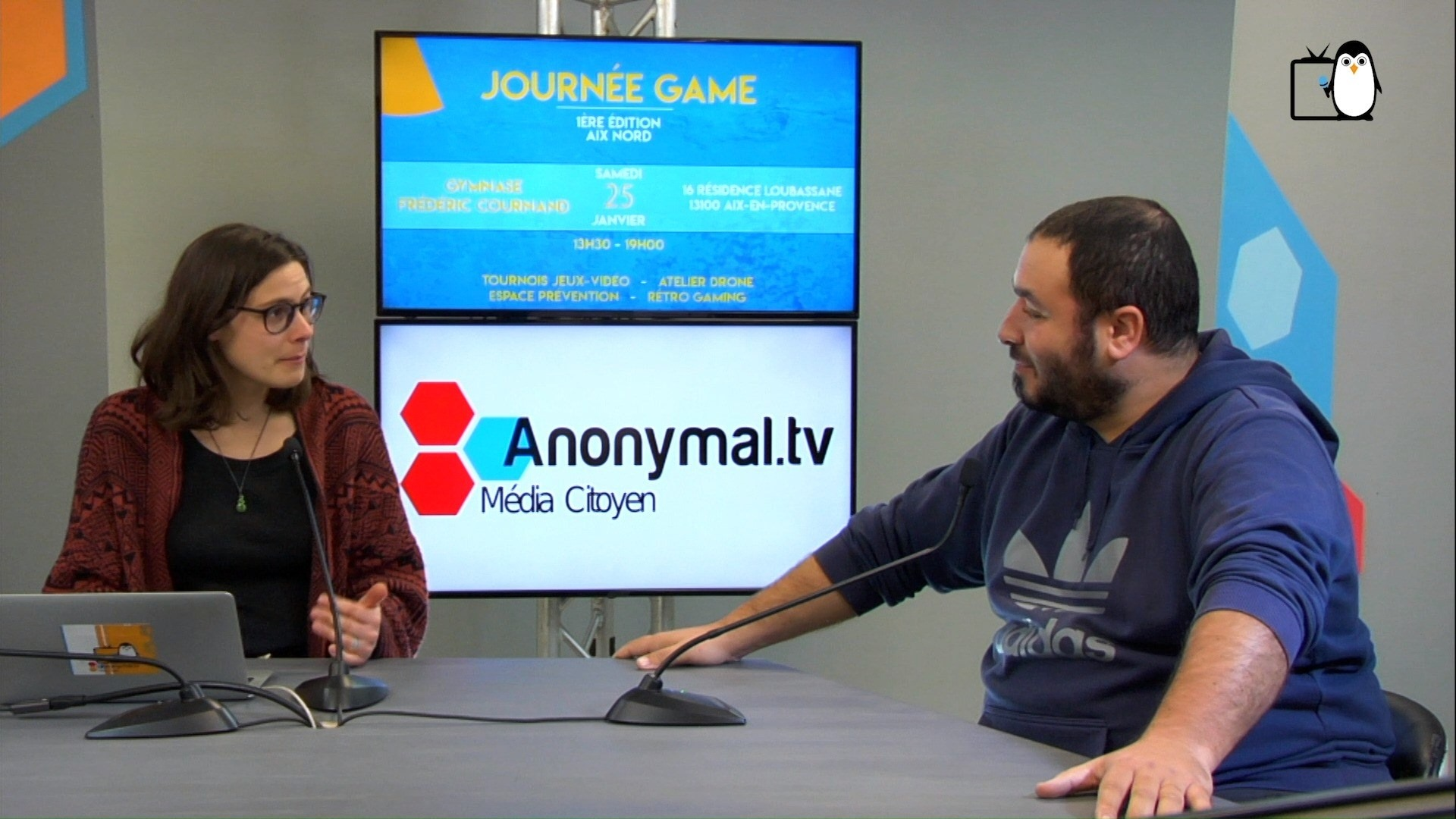 Anonymal, le Mag #20 - Journée Game 2020