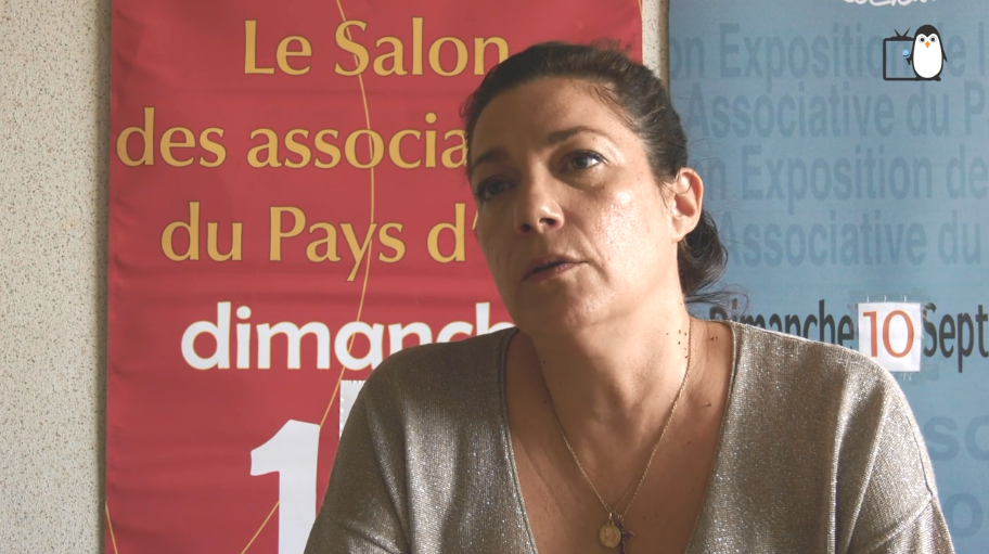 Interview Patricia Aubanel :Pays d'Aix Association