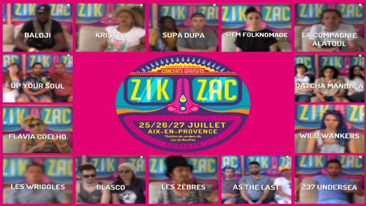 UP YOUR SOUL - Zik Zac Festival